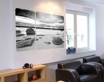 Produktfoto Wall Mural Rocky Coast Triptych
