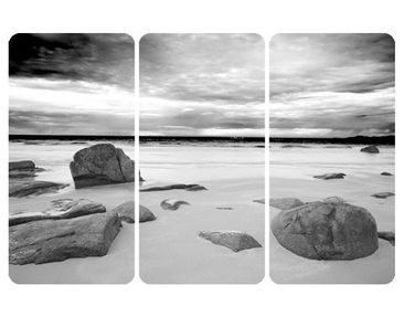 Product picture Wall Mural Rocky Coast Triptych