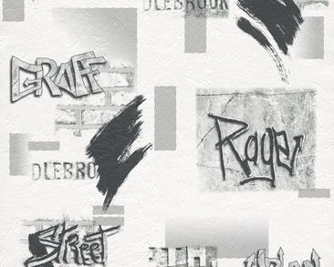 Produktfoto A.S. Création Mustertapete - Boys & Girls 5 - Papier Bunt 737212