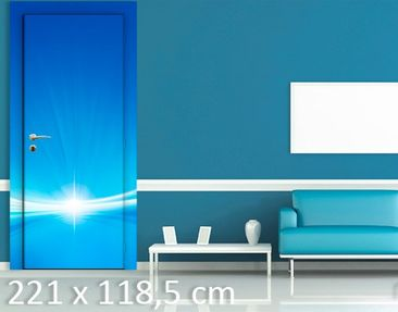 Product picture Door Wall Mural Abstract Background