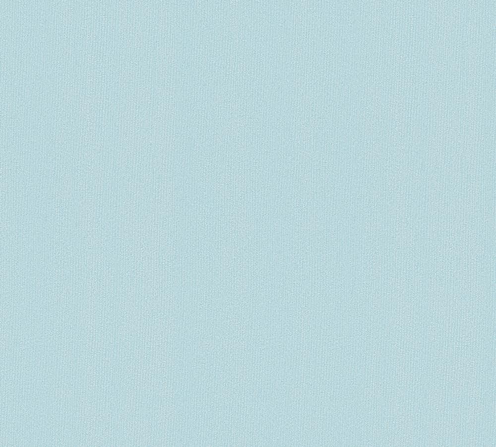 a s cr ation uni tapete del sol vlies blau mit struktur 326566. Black Bedroom Furniture Sets. Home Design Ideas