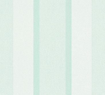 Produktfoto A.S. Création Streifentapete - Essentials - Vlies Grün 307163