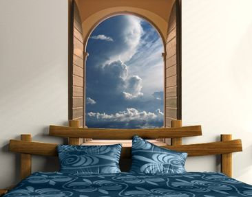Product picture Wall Mural The Gate to Heaven