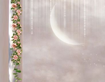 Product picture Photo Wall Mural Sky Alley