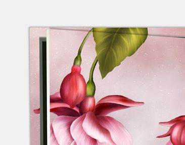 Product picture Door Photo Wall Mural Hummingbird