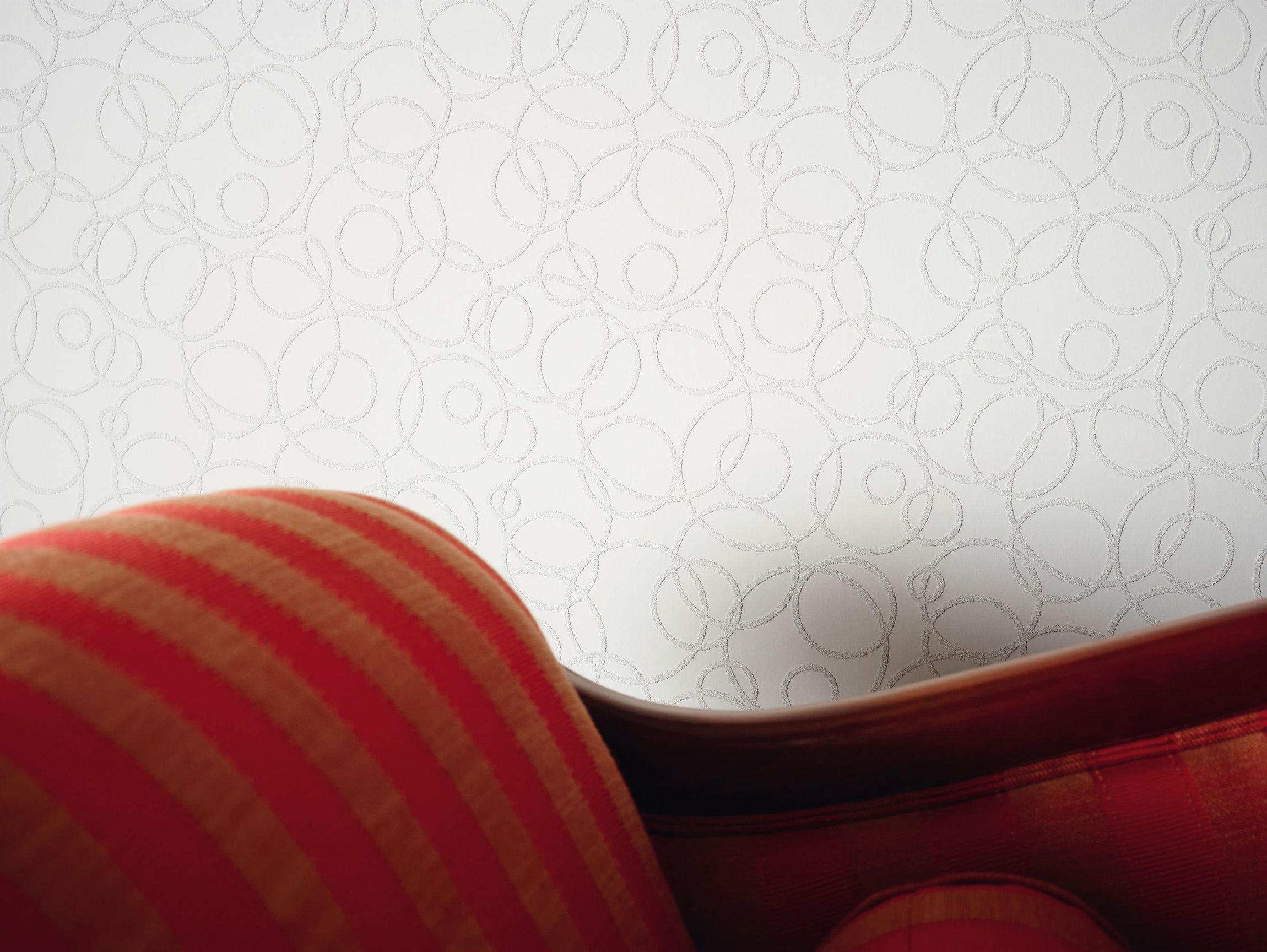 Carta Da Parati Verniciabile carta da parati verniciabile a.s. création con disegni - meistervlies 4 3d  go - bianco 965813