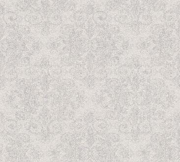 Produktfoto A.S. Création moderne Landhaus Tapete - Midlands - Vlies Grau Metallic 319901