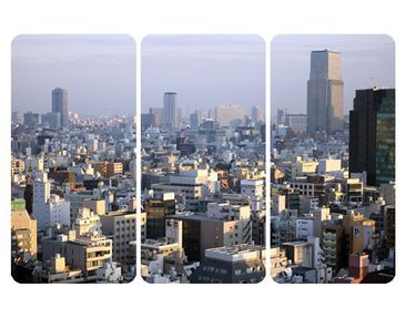 Product picture Wall Mural Tokyo City