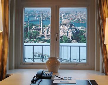 Produktfoto Window Mural Mosque Istanbul