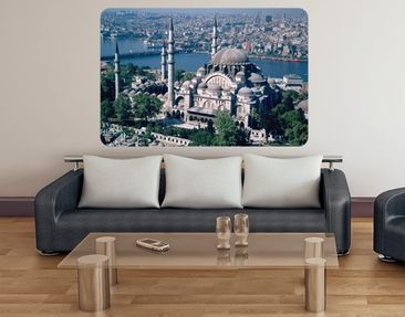 Product picture Wall Mural Mosque Istanbul