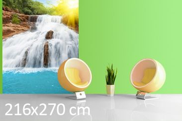 Product picture Photo Wall Mural Morning In Paradise