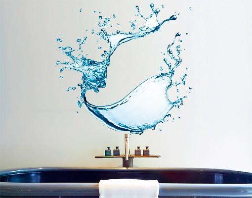 Produktfoto Wandtattoo No.471 Splashing Water