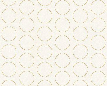 Produktfoto Architects Paper Mustertapete - AP 2000 Design by Studio F.A. Porsche - Vlies Metallic Weiß 960641