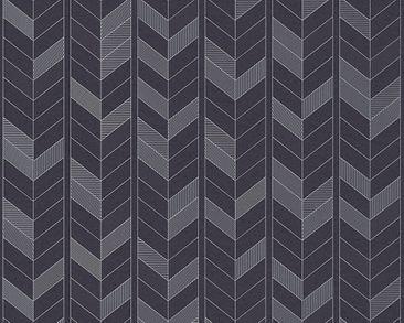Produktfoto Architects Paper Mustertapete - AP 2000 Design by Studio F.A. Porsche - Vlies Blau Metallic 960671