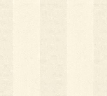 Produktfoto Architects Paper Streifentapete - Castello - Vlies Creme Metallic 335811