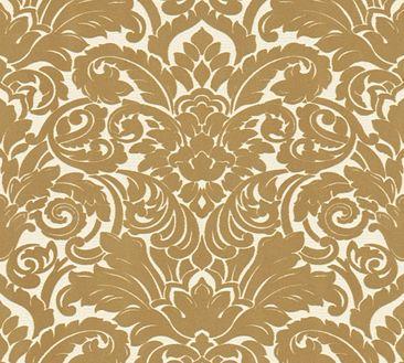 Produktfoto Architects Paper Mustertapete - Castello - Vlies Braun Creme 335832
