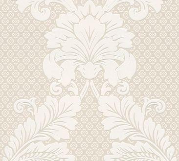 Produktfoto Architects Paper Mustertapete - Luxury wallpaper - Vlies Creme Metallic 305441