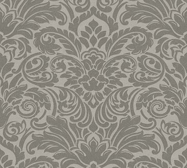 Produktfoto Architects Paper Mustertapete - Luxury wallpaper - Vlies Grau Metallic 305453