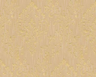 Produktfoto Architects Paper Uni-Textiltapete - Metallic Silk - Vlies Beige Metallic 306594
