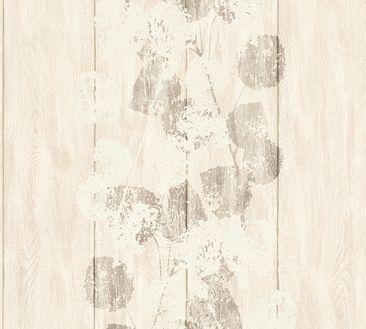 Immagine del prodotto Carta da parati Brigitte Home con disegni - Brigitte 6 - Beige Marrone Metallizzato 339263