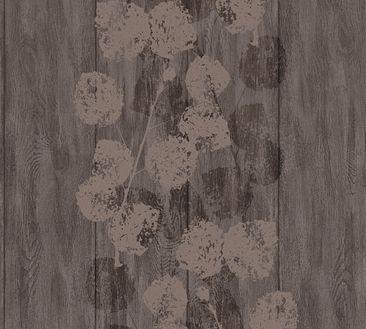 Immagine del prodotto Carta da parati Brigitte Home con disegni - Brigitte 6 - Marrone Metallizzato 339265