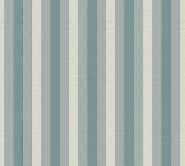 Produktfoto Lars Contzen Mustertapete - Artist Edition No. 1 - Vlies Blau Grau modern gestreift 342121