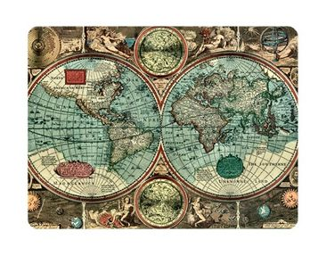 Product picture Wall Mural The Old World