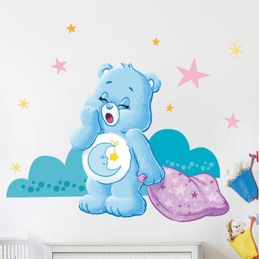 Immagine del prodotto Adesivo murale - Grumpy Bear is tired