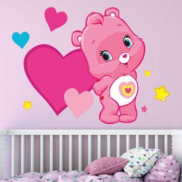 Immagine del prodotto Adesivo murale - Wonderheart Bear big heart