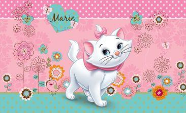 Produktfoto Fototapete - Disney Aristocats Marie - Vliestapete 801WM