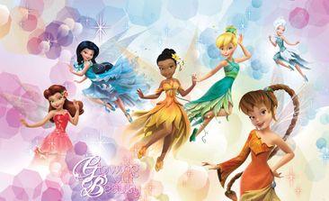 Immagine del prodotto Carta da parati - Disney Fairies Iridessa Daina Rosetta 532WM