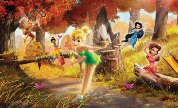 Produktfoto Fototapete - Disney Fairies Tinker Bell...