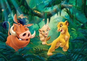 Immagine del prodotto Carta da parati - Disney Il Re Leone Pumba Simba 3203WM