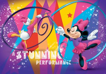Produktfoto Fototapete - Disney Micky Maus - Vliestapete 1255WM