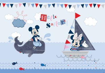 Produktfoto Fototapete - Disney Micky Maus - Vliestapete 831WM