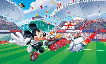 Produktfoto Fototapete - Disney Micky Maus - Vliestapete 954WM