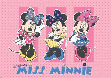 Produktfoto Fototapete - Disney Minnie Mouse - Vliestapete 1677WM