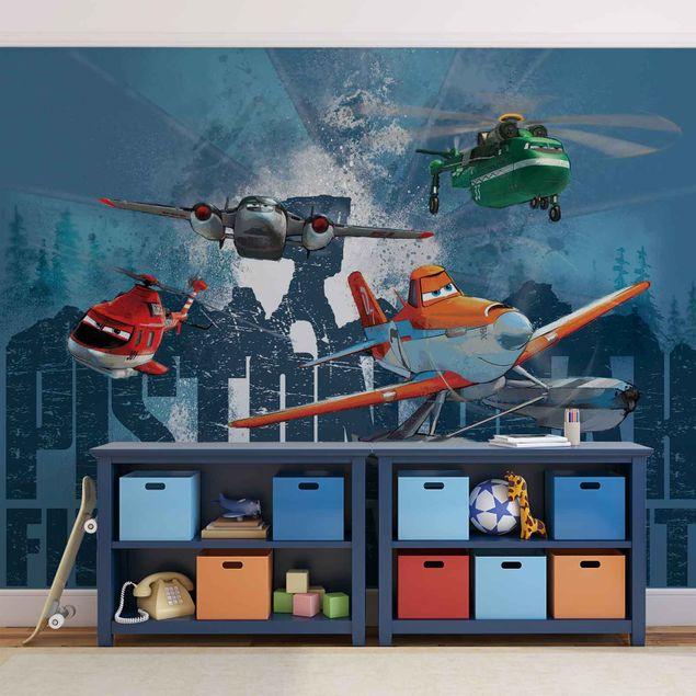 Produktfoto Fototapete - Disney Planes Dusty Blade Windlifter - Vliestapete 1541WM