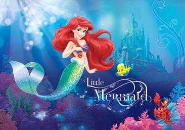 Produktfoto Fototapete - Disney Prinzessinnen Arielle - Vliestapete 533WM