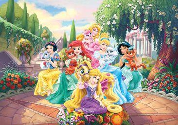 Immagine del prodotto Carta da parati - Principesse Disney Rapunzel Ariel 2492WM