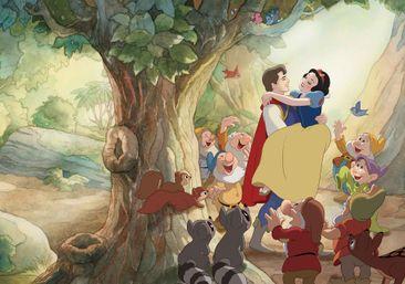Produktfoto Fototapete - Disney Prinzessinnen Schneewittchen - Vliestapete 2418WM
