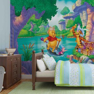 Immagine del prodotto Carta da parati - Disney Winnie the Pooh Pimpi Tigro 3175WM