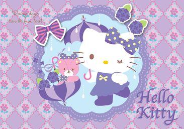 Produktfoto Fototapete - Hello Kitty - Vliestapete 1805WM