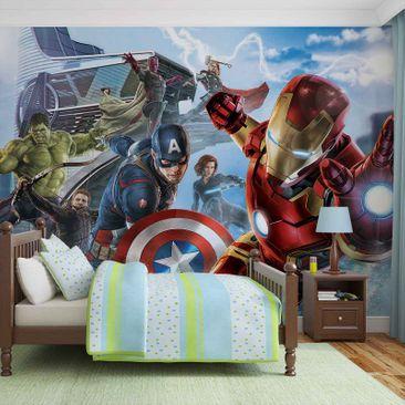 Immagine del prodotto Carta da parati - Marvel Avengers Team 3363WM