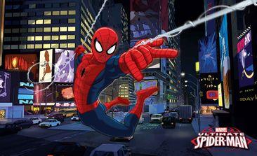Produktfoto Fototapete - Spiderman Marvel - Vliestapete 266WM