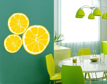 Produktfoto Wall Decal No.UL610 Lemons