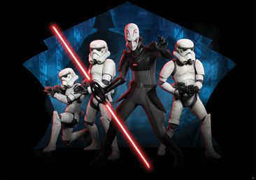 Produktfoto Fototapete - Star Wars Rebels Inquisitor Sith	 - Vliestapete 1615WM