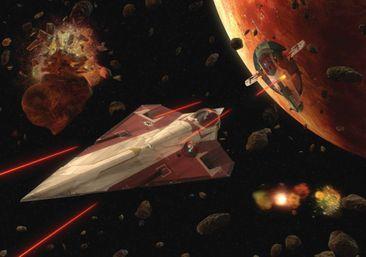 Immagine del prodotto Carta da parati - Star Wars Slave I Craft 1682WM