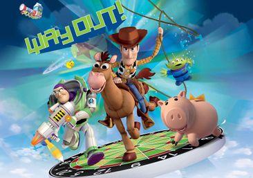 Immagine del prodotto Carta da parati - Toy Story Disney 1738WM