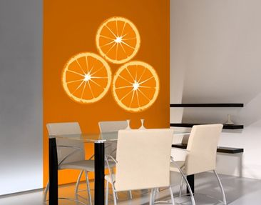 Product picture Wall Decal No.UL611 Orange